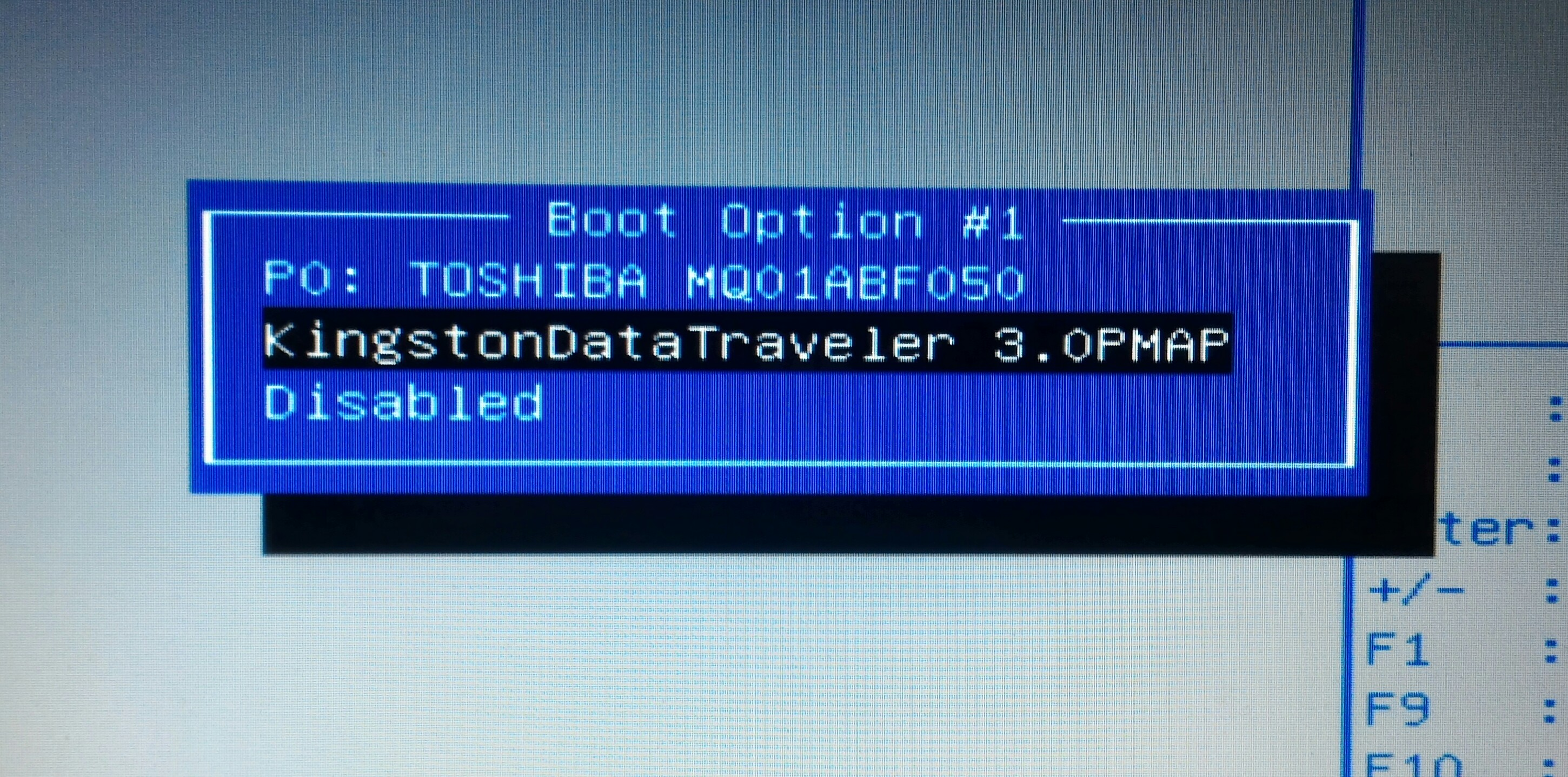 How do I start (boot) my computer from a USB device or DVD with